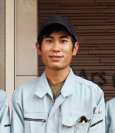 工務管理 ニャム・タイン・チュン