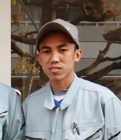 左官 チャン・フィー・ズー