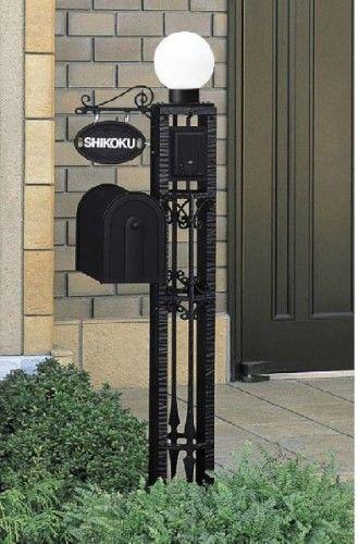 機能門柱 ブルーム門柱 S1型/S2型 四国化成