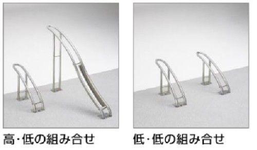駐輪場 サイクルラック S2型 四国化成