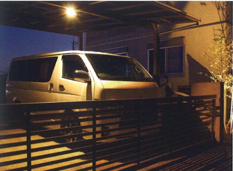 カーポートライト 1型 TAKASHO