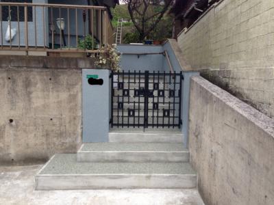 階段リフォーム工事