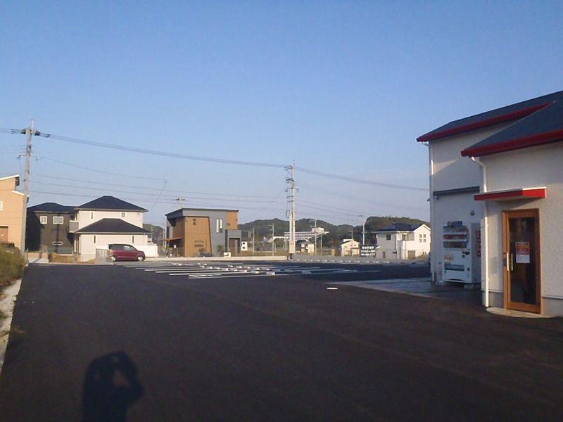 10月11日(木)OPEN!肉のひみつ基地 ひびきの店様 新築外構工事09
