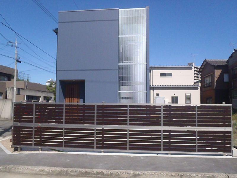 新築外構工事(北九州市戸畑区 S様邸)